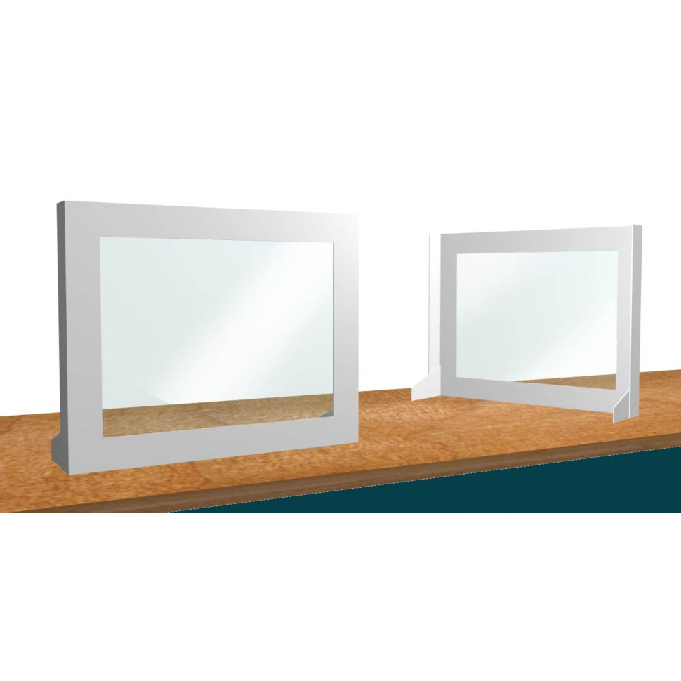 countertop sneeze protction screens covid safety products